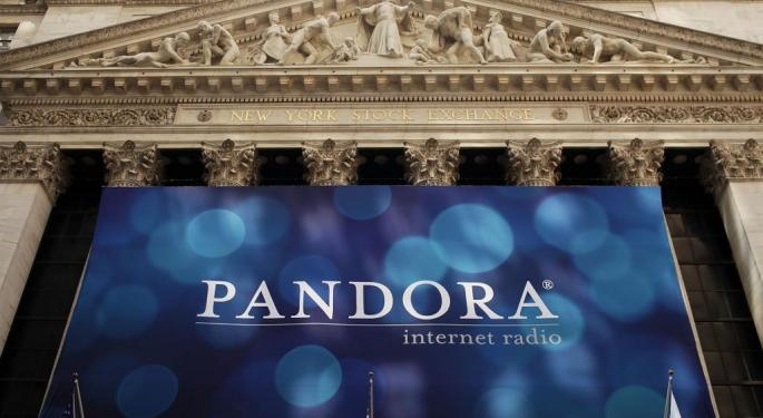 Analyst Takes 'Plunge' On Pandora