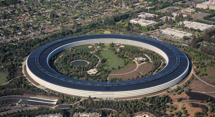 Analysts Expect Rollout Of New iPhones At Apple's 'Gather Round' Event Wednesday