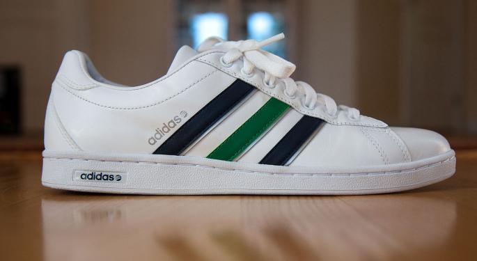 Adidas Surges Higher, But Lack Of Catalysts Persists