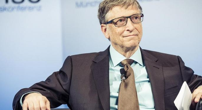 When He's 64: What's Bill Gates Up To These Days?
