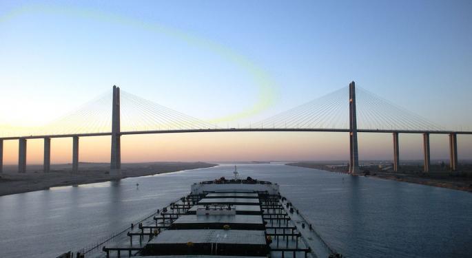 Ahoy, Upside Ahead: B Riley FBR Out Bullish On 3 Shipping Stocks