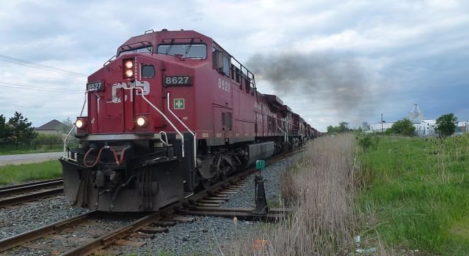 Canadian Pacific Analysts Remain Bullish On Railroad's Prospects Despite Q1 Miss