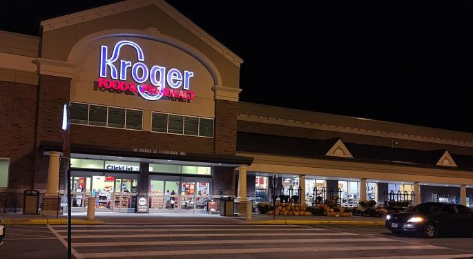 Kroger Analyst Roundup: Credit Suisse Says To Buy Grocer's Stock Ahead Of 'Hockey Stick' Recovery