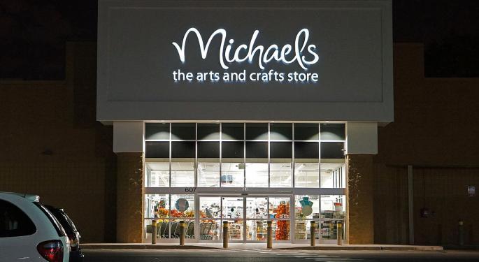 Morgan Stanley Downgrades Michaels, Cites Lack Of Catalysts
