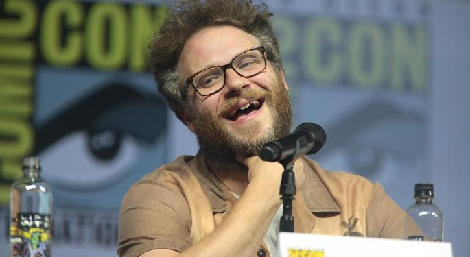 Seth Rogen To Hold Charity Carnival In Support Of Alzheimer's Research