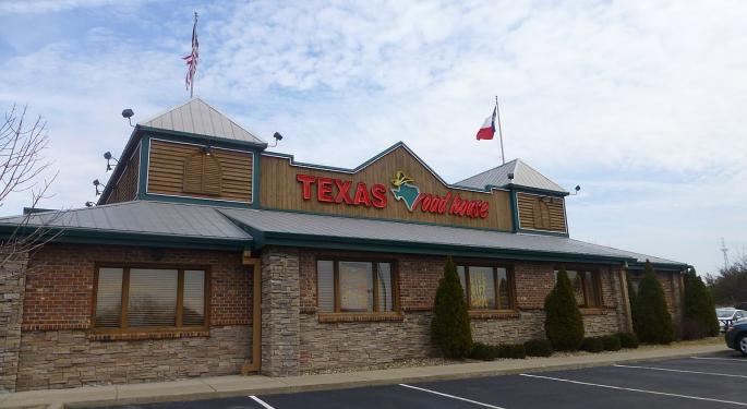 Texas Roadhouse's Valuation, In-Line Growth Prospects Prompt Wedbush Downgrade