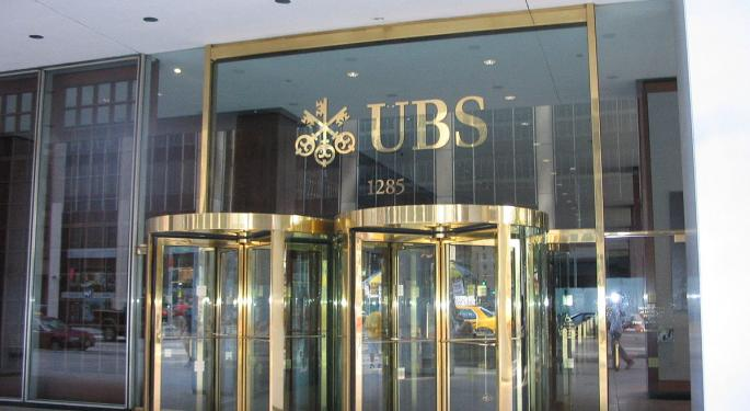 UBS Q3 Report: Growth Drops By 16%, Company To Reimburse Inappropriate Spreads