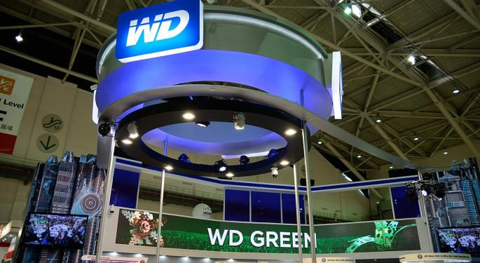 Analysts See Western Digital Nearing A Bottom After Disappointing Q2 Results, Guidance