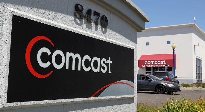 Comcast Is A Top Pick For Morgan Stanley In '16