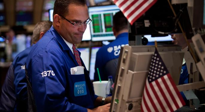 Market Wrap For June 5: Markets Positive Before Friday's Employment Report