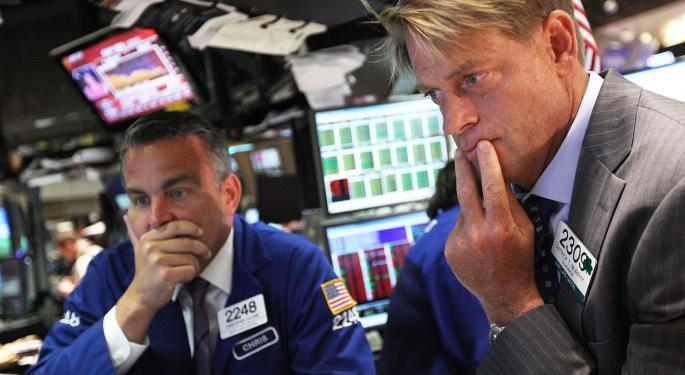If The 2014 Stock Market Action Has Made You A Little Uneasy, You're Not Alone