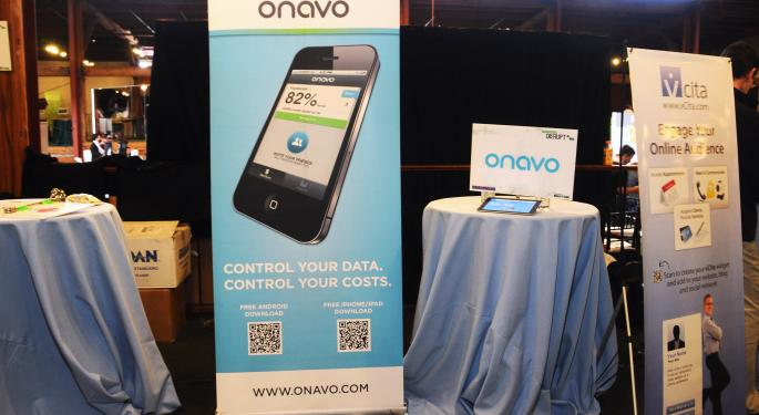 Facebook Acquires Data Compression Startup Onavo FB