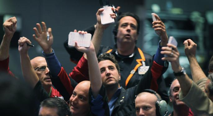Markets Close Higher Ahead Of Busy Earnings Season