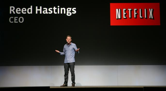 Why Netflix Was The Long Trade Of The Day