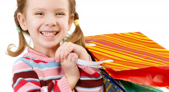 5 Of The Best Retailers For Kids