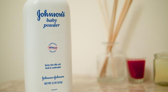 Johnson & Johnson To Pay $300M In Punitive Damages In Olson Talc Cancer Case