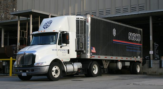 Sysco Buys California Food Distributors J & M, Imperio