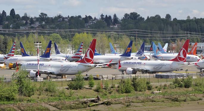 Boeing Could Reportedly Stop Or Reduce Production Of Grounded 737 MAX