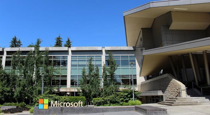 Cramer Says Microsoft's Green Initiative A 'Shocking Paradigm Shift'