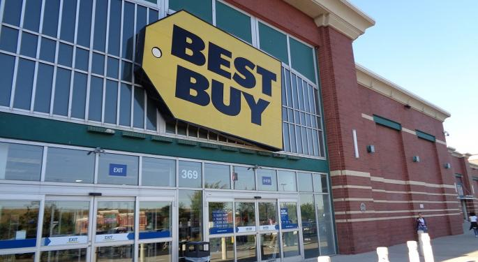 Best Buy Helped by Leasing Option, Investment In Services