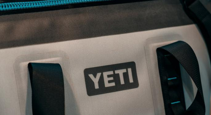 Sell-Side Roundup: Yeti Exceeds Expectations In First Quarterly Print Since IPO