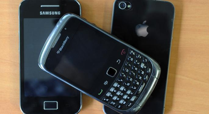 SLIDESHOW: Five Companies That Could Buy BlackBerry BBRY