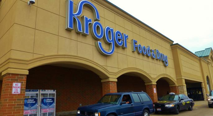 Kroger Is Still Ahead Of The Game, Despite Its 25% Tumble