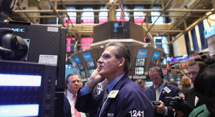 Markets Little Changed After Release Of Fed Minutes