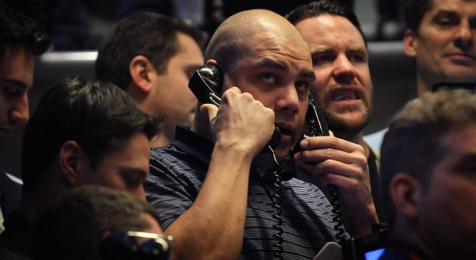 Markets Slightly Lower As Bullard Hints Higher Rates Could Come Sooner Than Expected