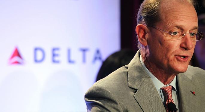 Delta CEO Richard Anderson Talks Good Q3