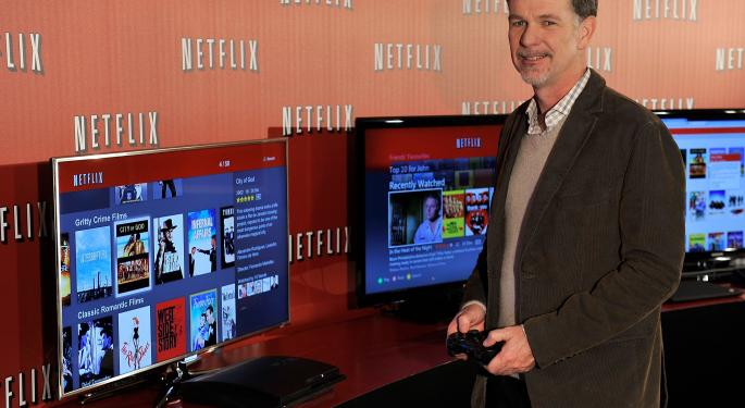 Netflix Continues To Deliver On Promises That 2016 Will Be A Big Year