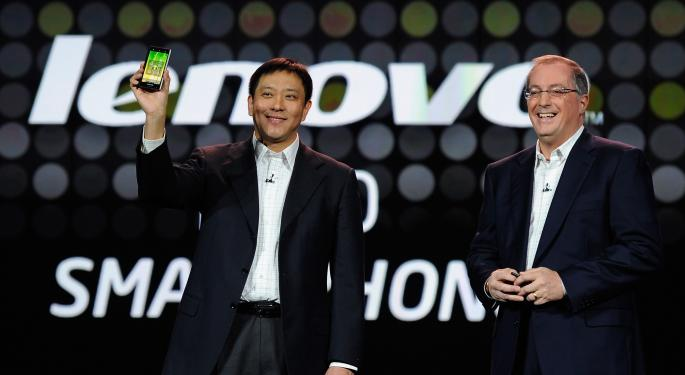 The Pros And Cons Of The Unconfirmed Lenovo Buyout Of BlackBerry