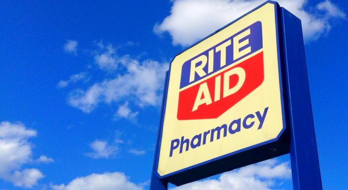 Rite Aid Reports Q3 Earnings Beat, Raises Guidance; Shares Up 20%