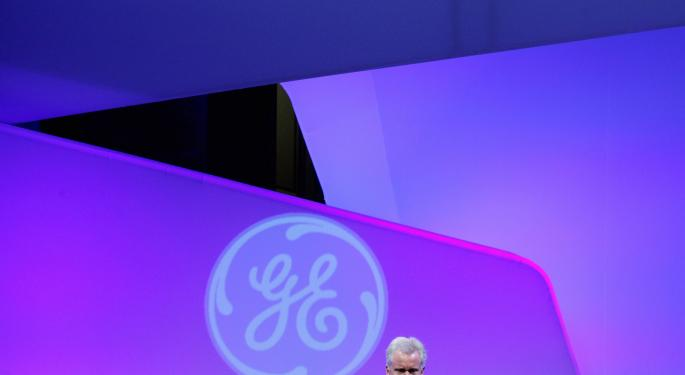How General Electric Is Using Disruptive Tech To 'Reinvent How To Lift Growth'