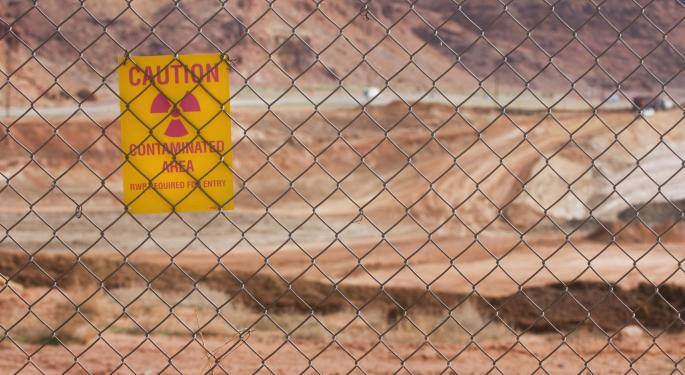 Uranium Got You Down? Better Days Are Ahead, Says Cantor Fitzgerald