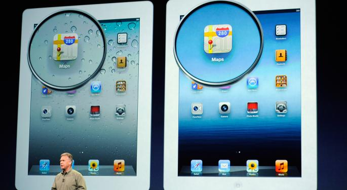 Apple to Ship 4M Fewer iPads After Market Share Drops to 35% AAPL