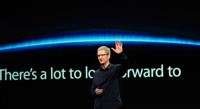 Apple CEO Tim Cook May Have Given The Best Response To Apple Haters In History