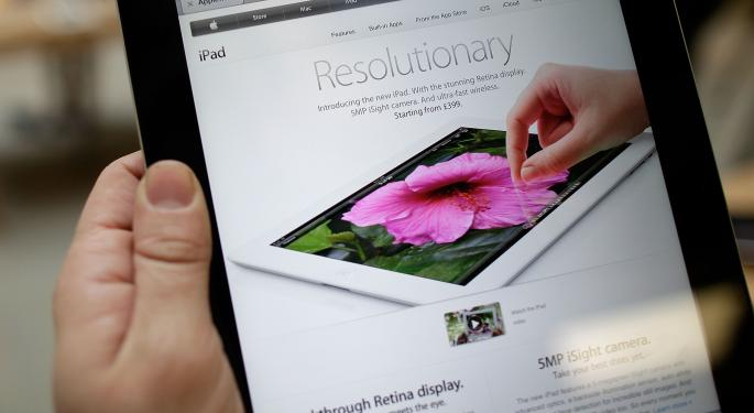 iPad 5 Likely to Use New, Lighter and Thinner Technology AAPL