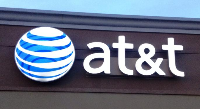 Antitrust Suit Could Block AT&T's Purchase Of Time Warner