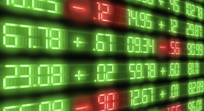 Mid-Morning Market Update: Markets Edge Lower; Humana Profit Misses Estimates