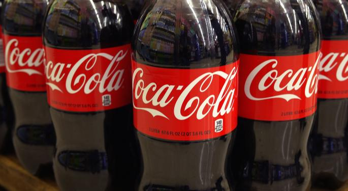 Coca-Cola Still Trying To Overcome The Sugar Stigma