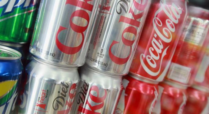 UBS Ups Coca-Cola To Buy, Says It May Finally Break Out