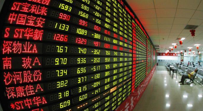 Asian Stocks Move Higher As Trade Talks Advance