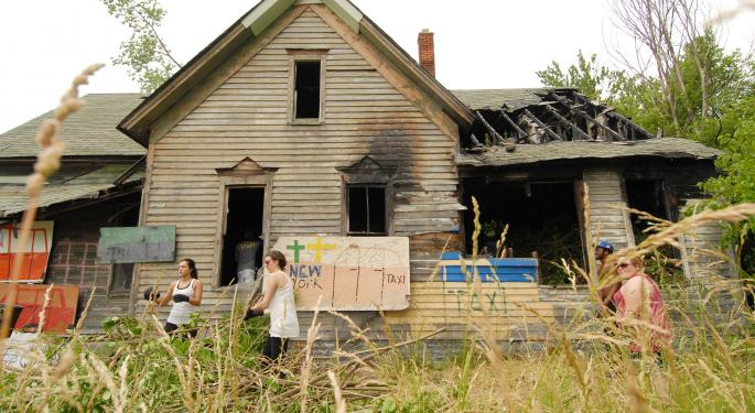 Detroit's Heidelberg Project Suffers From Multiple Fires