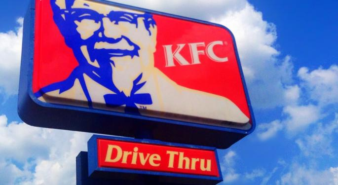 KFC Will Test Out More 'Beyond Fried Chicken'