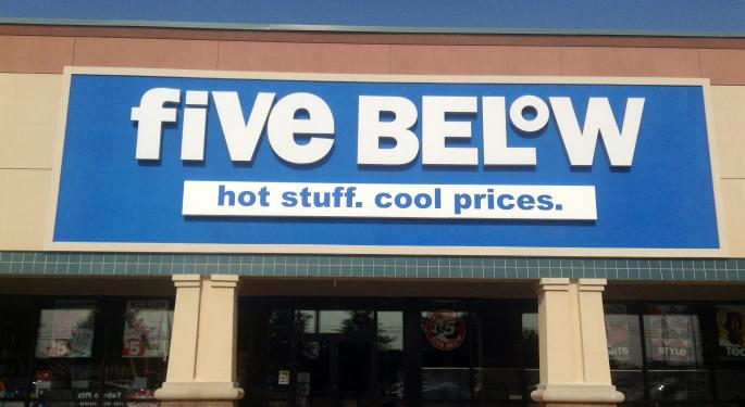 What's Next For Five Below?