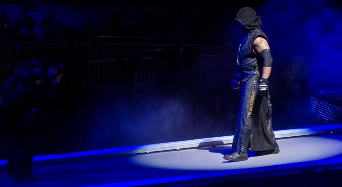 Here's How Much WWE Has Changed Since The Undertaker's Debut