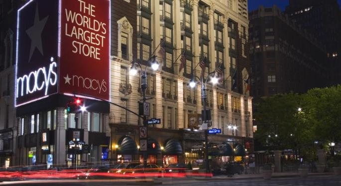 Retail Expert Doesn't See A REIT Fit For Macy's