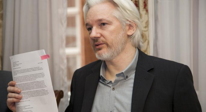 Here's All Of Wikileaks' Bombshells Since It Was Founded 10 Years Ago