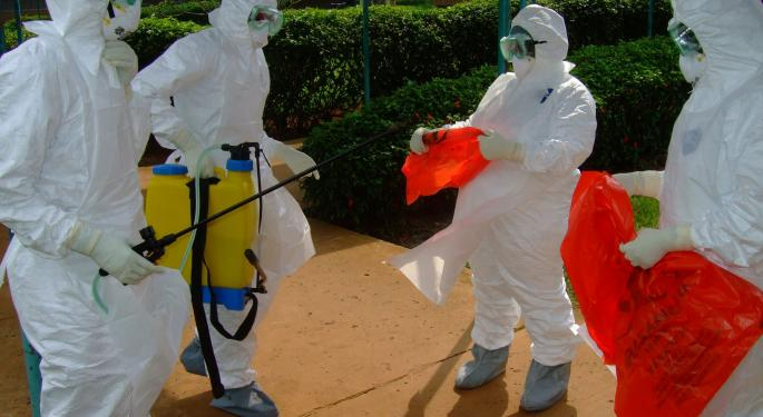 Lakeland Industries Trades To New 52-Week Highs On Ebola Concerns